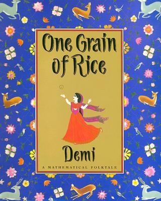 One Grain of Rice book cover