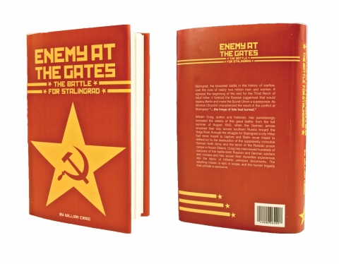 Enemy at the Gates book cover.