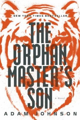 Orphan Master's Son cover
