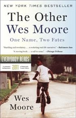 The Other Wes Moore book cover