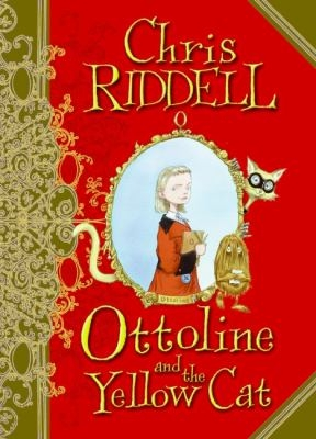 Cover of Ottoline and the Yellow Cat