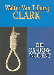 Picture of Ox-Bow Incident book cover