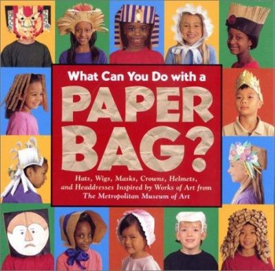 what can you do with a paper bag? book cover