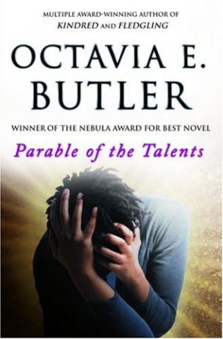 Book cover for Parable of the Talents by Octavia Butler