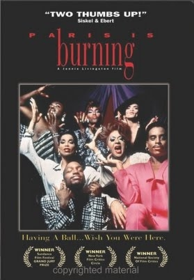 Paris is Burning Theatrical Poster