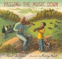 Passing the Music Down book cover