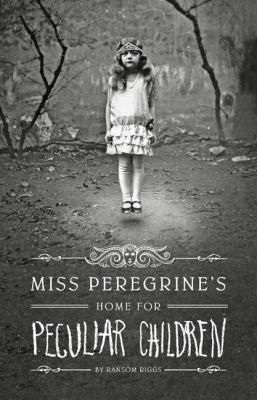 Miss Peregrine's Home for Peculiar Children Bookcover