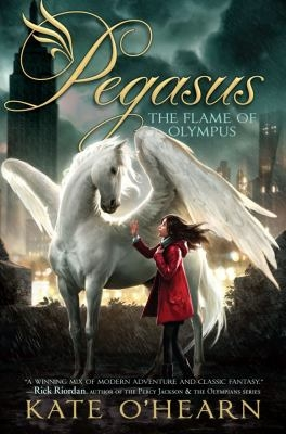 pegasus and the flame