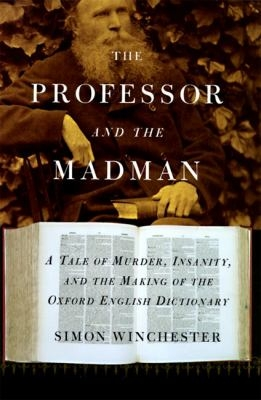 Professor and the Madman cover