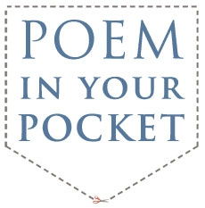 Poem in Your Pocket logo