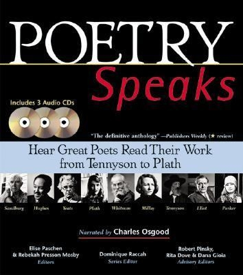 Image of the book Poetry Speaks