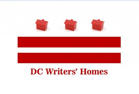 DC Writers' Homes Logo