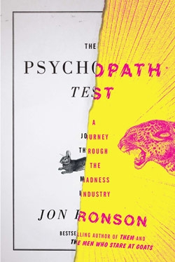 "Cover of ""The Psychopath Test"""