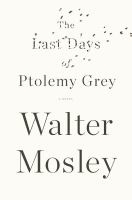 last days of ptolemy gray book cover
