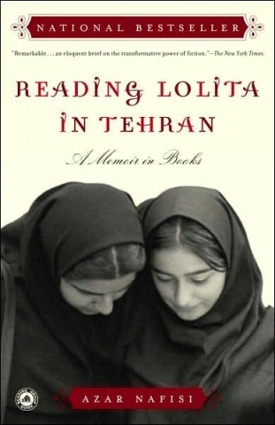 Image of the Cover of Reading of Lolita in Tehran