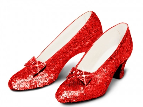 Image of Ruby Slippers
