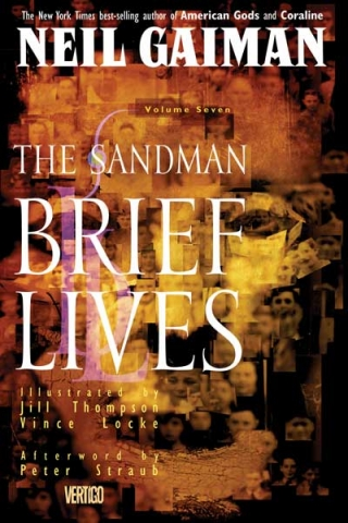 "Cover of ""Brief Lives"""