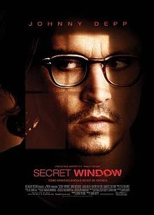 Secret Window Theatrical Poster