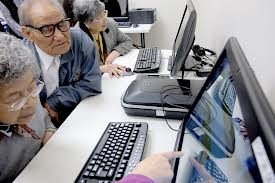 seniors and computers