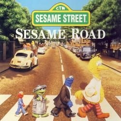Sesame Road Album Cover image