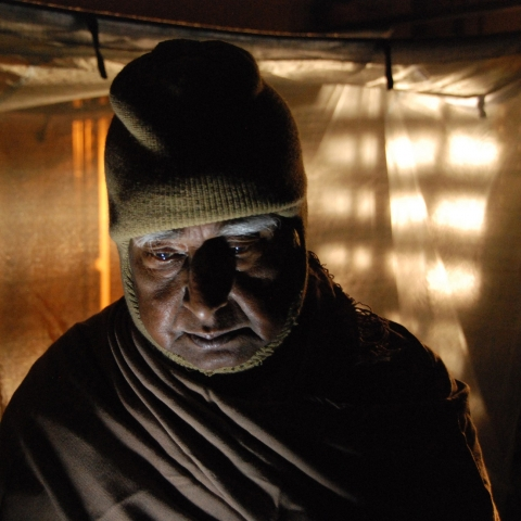 Shyamal Uncle Turns Off the Lights