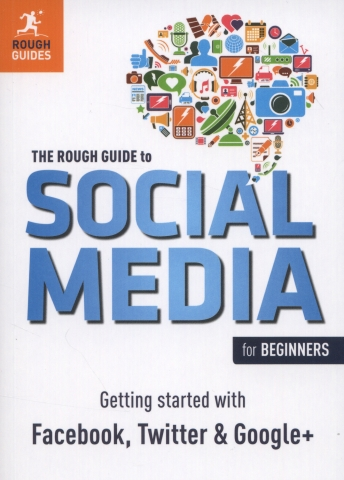 Rough Guide to Social Media cover