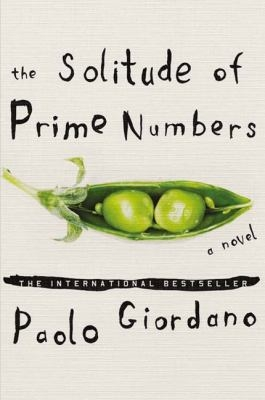Image of the cover of the novel by Paolo Giordano, The Solitude of Prime Numbers