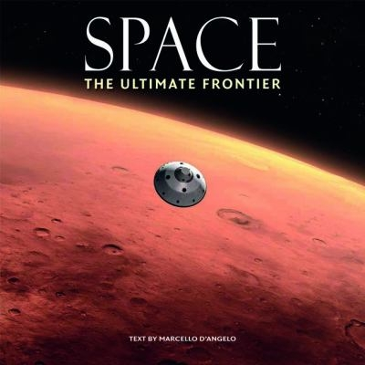 Space book cover image