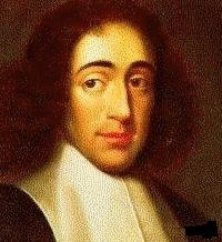 Portrait of Spinoza