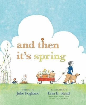 And Then It's Spring book cover