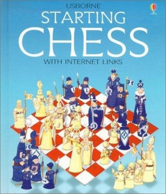 cover of starting chess