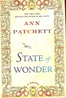 """Image of book cover for """"State of Wonder"""""""
