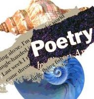 Picture of Seashells with word poetry