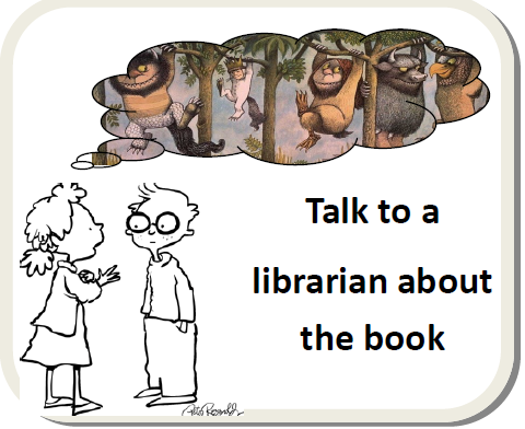 """Talk to a librarian"" image"
