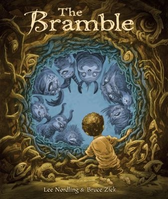 The Bramble Book Cover