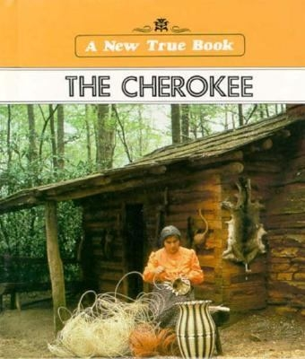 The Cherokee book cover