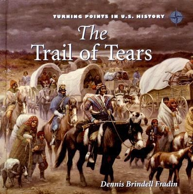 The Trail of Tears book cover