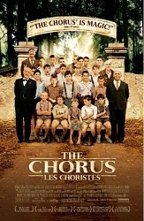 """Image of the movie poster for """"The Chorus"""""""