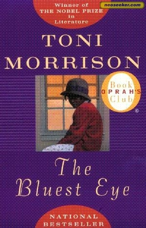 Image of bookcover for The Bluest Eye