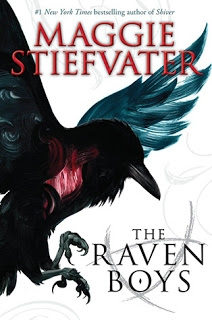 Book Art for The Raven Boys