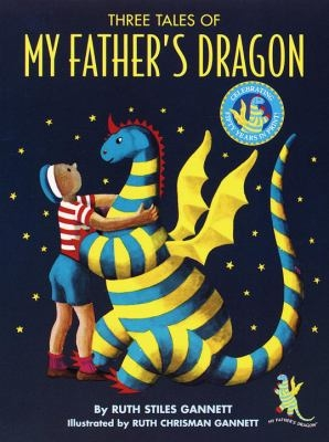 Cover of Three Tales of My Father's Dragon