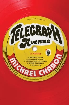 Cover of Telegraph Avenue