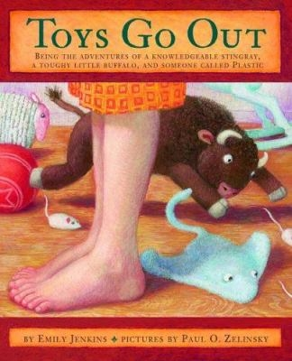 Cover of Toys Go Out