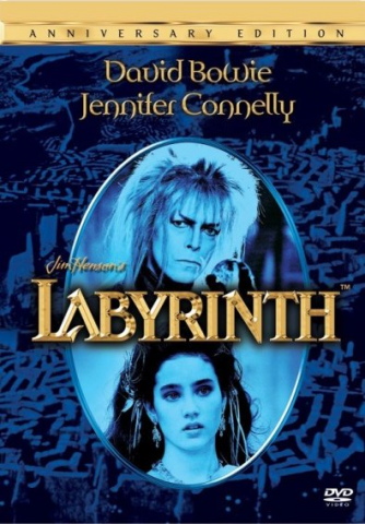 Labyrinth DVD cover