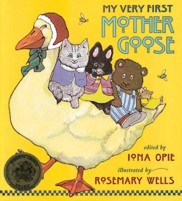 My Very First Mother Goose by Opie