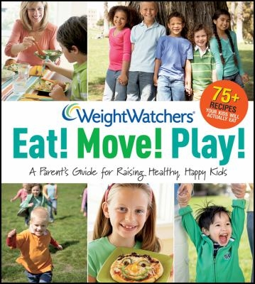 Weight Watchers Eat Move Play Book Cover