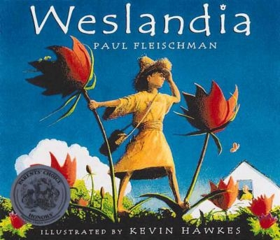"Image of ""Weslandia"" book cover"