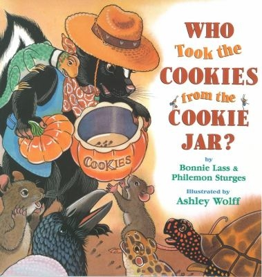 Who Took The Cookies from the Cookie Har?