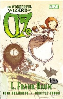 Cover of Wonderful Wizard of Oz