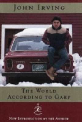 Book cover The World According to Garp